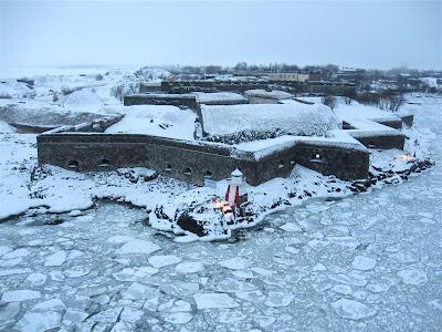 Isla-Fortaleza de Suomenlinna (s. XVIII)