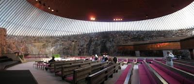 Iglesia Temppeliaukio