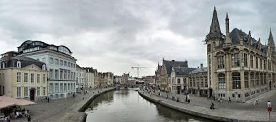 Muelle Medieval de Gante