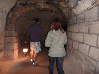 Cuevas del Monte de San Pedro (Sint-Pietersberg) en Maastricht