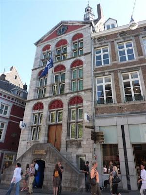 Oficina de Turismo (VVV) de Maastricht