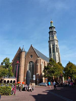 Torre de Juan el Largo (Lange Jan Toren) de Middelburg