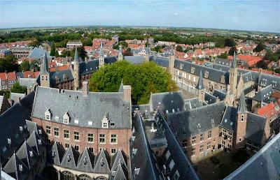 Abadía (Abdij) de Middelburg
