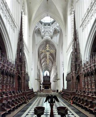 Catedral de Nuestra Señora (Onze-Lieve-Vrouwekathedraal) de Amberes