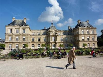 Palacio de Luxemburgo de París