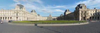 Palacio de Louvre de París