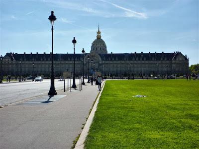 Los Inválidos, Hotel National des Invalides en París