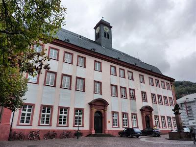 Alte Universität de Heidelberg