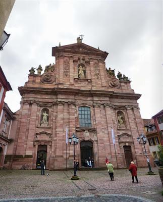 Iglesia de los Jesuitas de Heidelberg