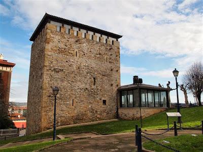 Torre de Salazar en Portugalete