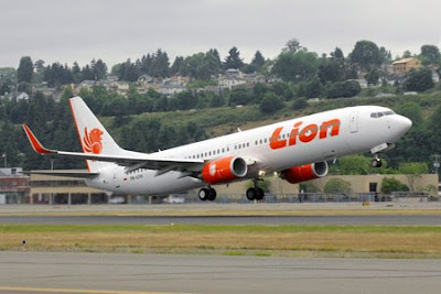 Boeing MD 82 Milik Lion Air Tergelincir Di Bandara Selaparang, Mataram