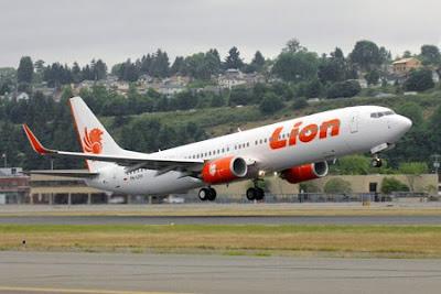 Boeing MD 82 Milik Lion Air Tergelincir Di Bandara Selaparang, Mataram