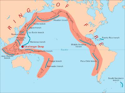 Lingkar Api Pasifik