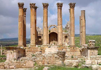 The Old Shrine Found In Turkey
