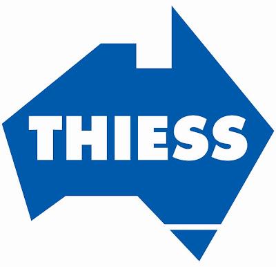 lowongan Thiess contractor Balikpapan