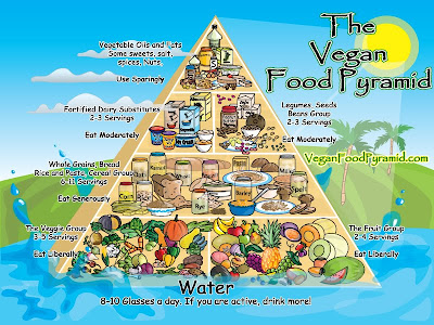 Vegan Diets Pyramid For Diabetics