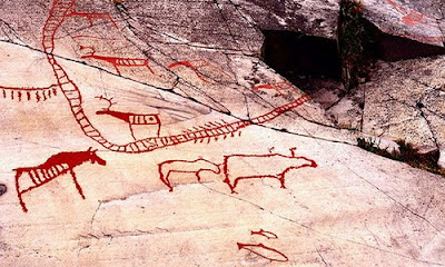 Alta Petroglyph Rock Carvings - Prehistoric World Heritage Site