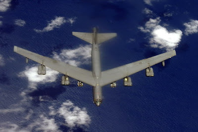 Boeing B-52 aircraft weapon system