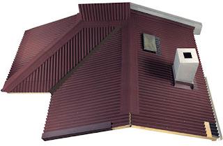 cati1 Çatı Modelleri