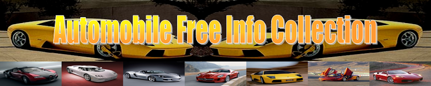 Automobile Free Info Collection