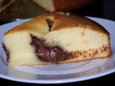 Cocina Impostora - Página 2 Torta+de+Ricotta+con+coraz%C3%B3n+de+nutella+(3)