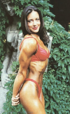 Sexy muscle babes summer kalish — photo 12