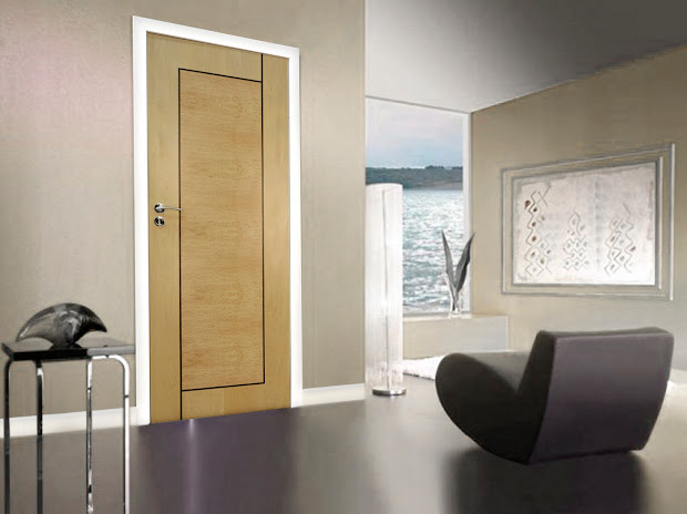 Modern Contemporary Interior Doors