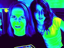 ME and me sister