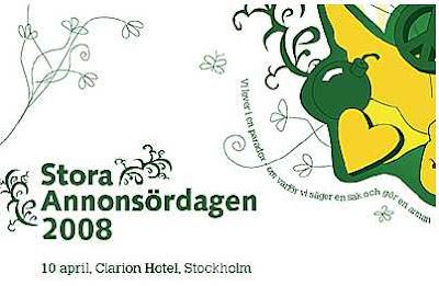Stora Annonsördagen 2008