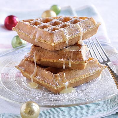 belgian waffle recipe. 4 Belgian waffles (click for