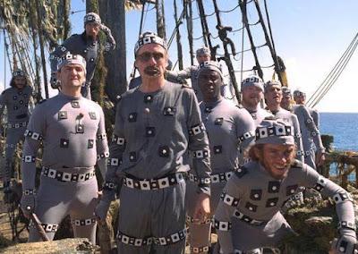 Piratas do Caribe - Sem Efeitos Especiais
