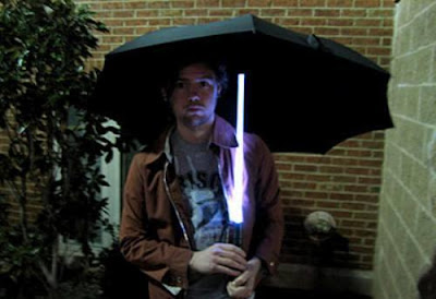 Guarda Chuva Light Saber