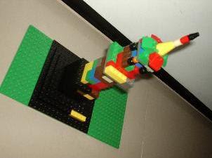 Vencedor do concurso de Lego