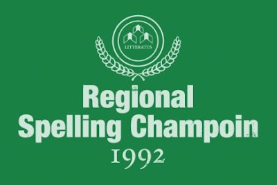 Regional Spelling Champoin