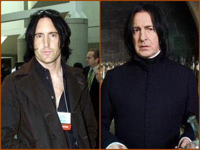 Trent Reznor & Severus Snape