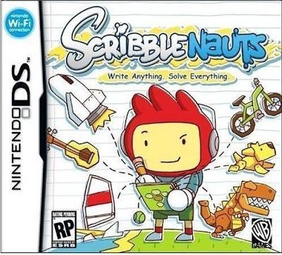 Scribblenauts Capa