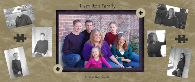 The Hamilton Family