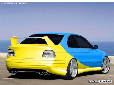 BMW SANAL TUNİNG BMW_520_VT