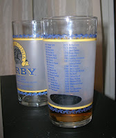 WV Derby glasses