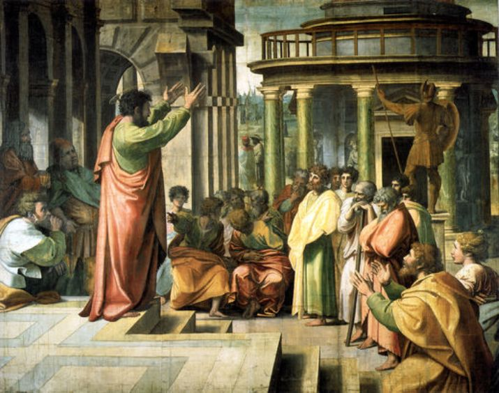 carrying out of the great commission in cornelius and conversion of saul They all received and justified peter's account of the conversion of the gentile, cornelius (acts  out of barabbas and saul  great church commission.