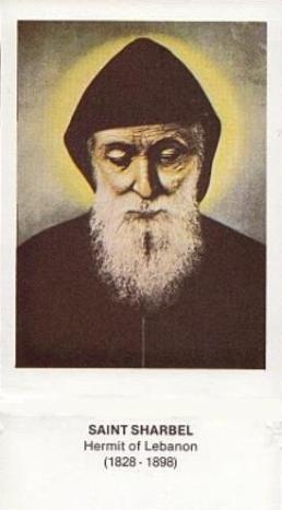 Saint Charbel Makhlouf dans images sacrée St_Charbel_Makhlouf_33