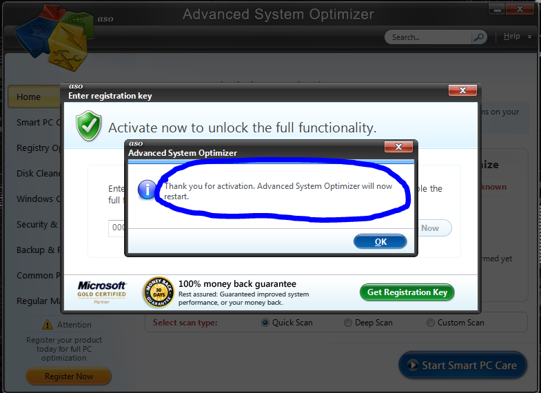 Download advanced system optimizer full version terbaru