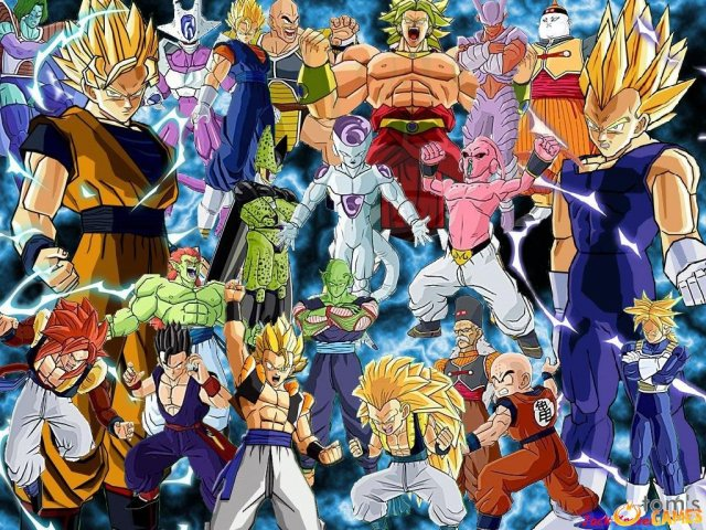 wallpapers dragon ball. dragonball z wallpapers.