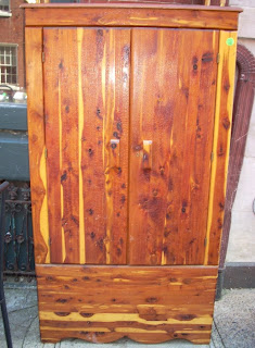 This Closet Is In Really Good Condition. Cedar Is An Aromatic Wood And  Natural Insecticide  Sanding Down The Cedar Will Bring Out Its Lovely Aroma!