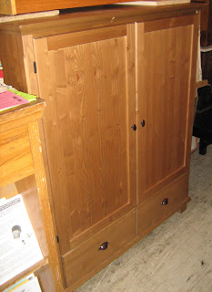 Superieur Ikea TV Armoire   SOLD!