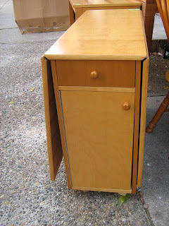 Folding Table With Chairs Stored Inside