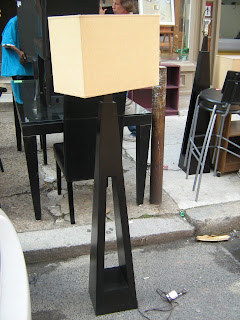 Uhuru furniture collectibles pier 1 tall district lamps for Furniture u district