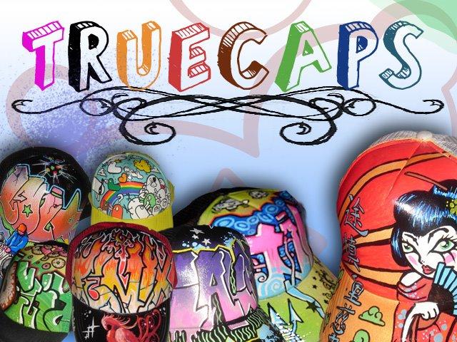 TRUECAPS-Gorras Personalizadas