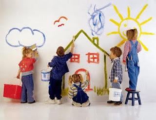 Pintar en Familia