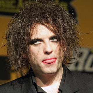 Don't flatter yourself Robert Smith?. (Statement. Not a question).